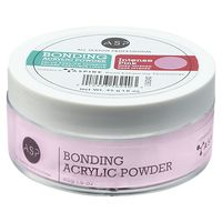 ASP Bonding Acrylic Powder is a very fine acrylic powder that is crystal clear and requires little filing. Green Nail Art, Green Nails, Natural Looking Nails, Natural Nails, Clear Acrylic Nails, Nail Dryer, Artificial Nails, Powder Nails, Glue On Nails