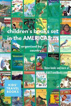 Children's books set in the Americas