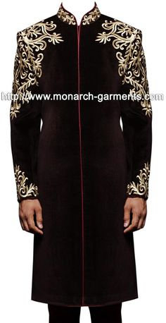 Vest For Men Wedding, Sherwani For Men Wedding, Wedding Dresses Men Indian, Mens Sherwani, Wedding Dress Men, Wedding Suits, Nigerian Men Fashion, Indian Men Fashion, Mens Fashion Suits