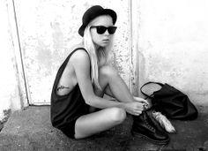 Victoria T.-My favorite fashion blogger