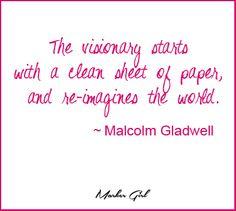 malcolm gladwell --sounds like an INTJ to me