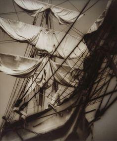 Grecian Schooner c. 1938 by Eleanor Parke Custis