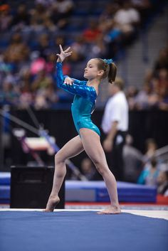 I love Norah Flatley she is one of my most favorite upcoming gymnast who I think is going to the Olympics