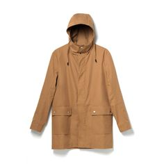 QWSTION – All Weather Coat – minimalist, weather-proof coat for everyday urban work and leisure. Based on breathable, organic CottonShell® fabric Garment Manufacturing, Everyday Bag, Work Travel, Rain Wear, High Fashion, Raincoat, Bomber Jacket, Weather, Urban