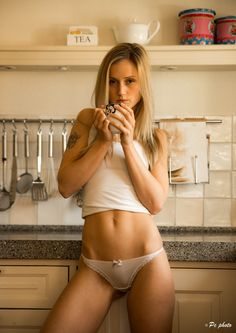 Panties Blondes in