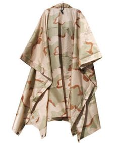 Type Military Rip-Stop Poncho is the ideal military style poncho that features a durable waterproof polyester material. The rain poncho has 2 snap Army Surplus Store, Army Navy Store, Waterproof Poncho, Outdoor Survival Gear, Rain Poncho, Tactical Clothing, Wet Weather, Outdoor Outfit, Online Clothing Stores