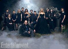 Buffy the Vampire Slayer • 2017 Reunion • Entertainment Weekly
