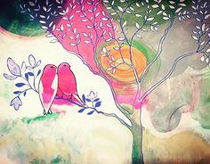 Artwork by Alena Hennessy