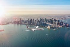 Qatar Airways to display Airbus and Gulfstream at Kuwait Aviation Show - Travel Daily Travel News, New Travel, Future Travel, Flight Specials, Srilankan Airlines, Cheap Flights To India, British National, Qatar Doha, Best Airlines