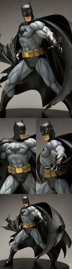 Want it: Batman Statue by Kotobukiya