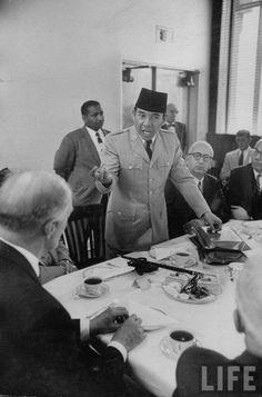 Ir. Soekarno - The Founding Father Of Indonesia