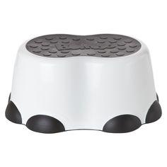 Bumbo Step Stool - White (832223001232) The Bumbo Step Stool helps toddlers take those first steps toward independence. Sturdy, lightweight and portable, it offers toddlers a stable surface from which to reach the sink or toilet. A portion of the proceeds from every Bumbo product purchase is donated to help the underprivileged and special needs children in Bumbos hometown of Pretoria, South Africa. Learn more at bumbousa.com/BumboCares. Color: White. Gender: Unisex.