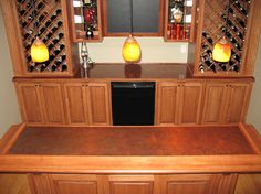Copper top bar Antique Copper Bar Top Lacquer Epoxy Ideas