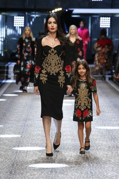 My future self and daughter
