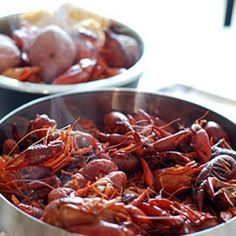 How to Have a Genuine Crawfish Boil from Bourbon & Boots