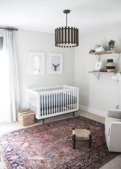 Before & After: Gender Neutral Nursery - Earnest Home co.