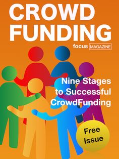 Issue 8 - Nine stages to successful crowdfunding Focus Magazine, Success, Reading