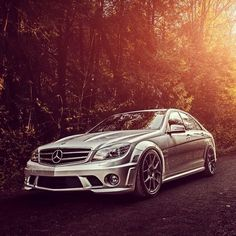 There's quicksilver, and then there's quickest silver.  #MBPhotoCredit @mbworldontario  #Mercedes #Benz #C63 #AMG #Benz #instacar #carsofinstagram #germancars #luxury