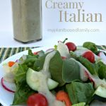 Sweet & Tangy Salad Dressing (oil-free) - My Plant-Based Family