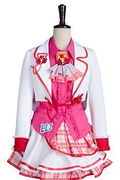 Starry☆Sky Yahisa Tsukiko Wedding Bridal Dress Gown Cosplay Costume