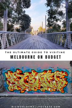 The Ultimate Guide to Visiting Melbourne on a Budget {Big World Small Pockets}