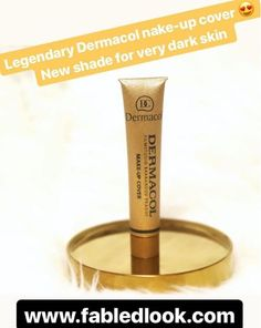 DERMACOL MAKEUP COVER provides PERFECT COVERAGE even in thin layers and is the perfect corrector for dark under-eye, spots and skin blemishes. 227 new shades Dermacol Foundation, Dermacol Make Up Cover, Dark Under Eye, Color Correction, Dark Skin, Makeup Tips, Im Not Perfect, Face, How To Make