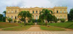 Museu Nacional da Quinta da Boa Vista