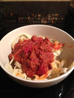 crockpot spaghetti sauce predominantly paleo