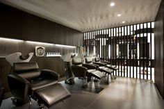 Aveda Lifestyle Salon & Spa flagship by Reis Design, Leeds