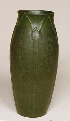 Vase Date: 1900–1910 Geography: New England, Boston, Massachusetts, United States Culture: American Medium: Earthenware