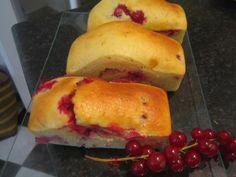 Mini Cakes Groseilles, Recette de Mini Cakes Groseilles par Ofelaye c. - Food Reporter