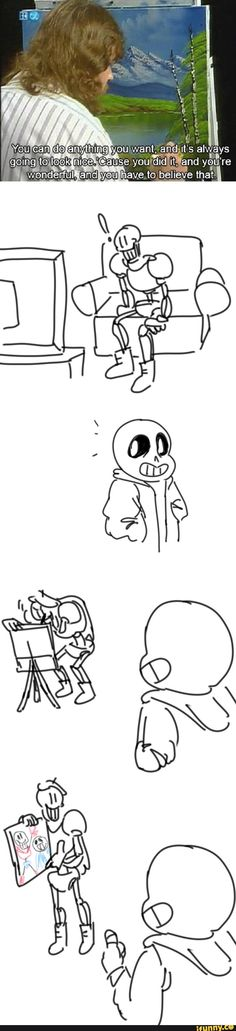 undertale Amazing papyrus. You got talent. Not even joking right now... too cool for haters xD