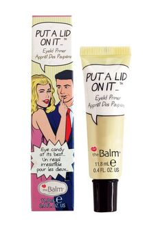 Put A Lid On It Eyelid Primer by theBalm on @HauteLook