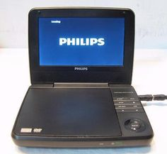 philips pet710 portable dvd player 7 with manual aquarium rh pinterest com Philips User Manuals Philips Electronics DVD Players