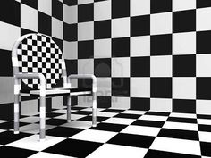Checkered Futon Covers