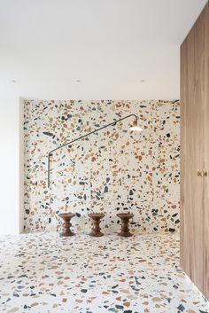 La folie terrazzo dans la décoration intérieure — La Balade Sauvage.