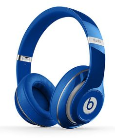 Look what I found on #zulily! Blue Beats Studio Wireless Headphones #zulilyfinds