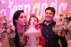 Aniversário de 1 ano Maria Fernanda