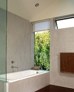 Cary Bernstein Architect Choy 1 Residence - modern - bathroom - san francisco - Cary Bernstein Architect