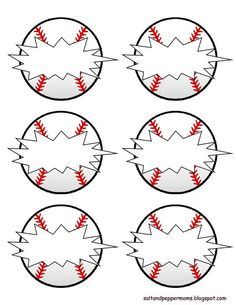 Baseball Snack Tags.pdf - Google Drive:                                                                                                                                                      More
