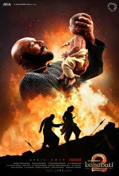 Most Awaited Film of The Year Bahubali 2 : The Conclusion. #Bahubali2Trailer #BahubaliTheConclusion