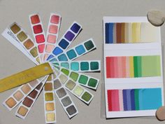 Palette Comparison Spring in Seasonal Palettes Forum