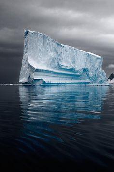 Majestic Iceberg II (v), Errera Channel, Antarctica by Camille Seaman Land Art, Beautiful World, Beautiful Places, Landscape Photography, Nature Photography, Iceberg, Arctic Ice, Snow And Ice, All Nature