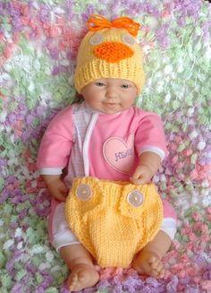e69b9c294955 Baby Sweater Cardigan   Panties Knitting Pattern 3 Sizes Pdf Instant ...