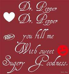 Luuuuurve Dr. Pepper!