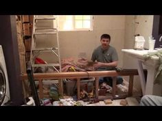 In this episode we start our bathroom project off by creating a Roman tub. Think indoor hot tub with tile. The concept is you create a very large water tight...