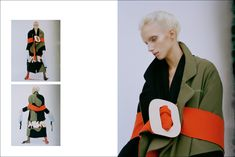 """Photographer Kayt Webster-Brown shoots the beautiful Hilda Lee in """"Gone Days"""" for Teeth Magazine Online."""