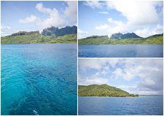 2 people 1 Life: Wedding 44 – A Million Dollar Yacht in Bora Bora