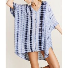 we love a flowy kimono. we love tie dye. so we really love this top / coverup. $48. S/M & M/L available. also in green. #theperfectpairnashville call the shop to order or with questions. 615-385-7247