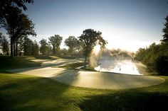 Tullymore Golf Resort  Stanwood, Mich.